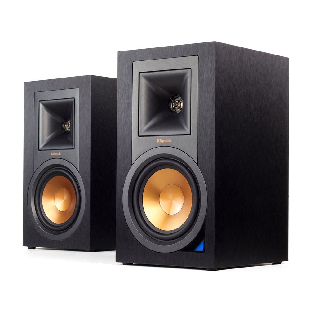 R-15PM Powered Monitor Speakers | Bluetooth & Vinyl Ready | Klipsch