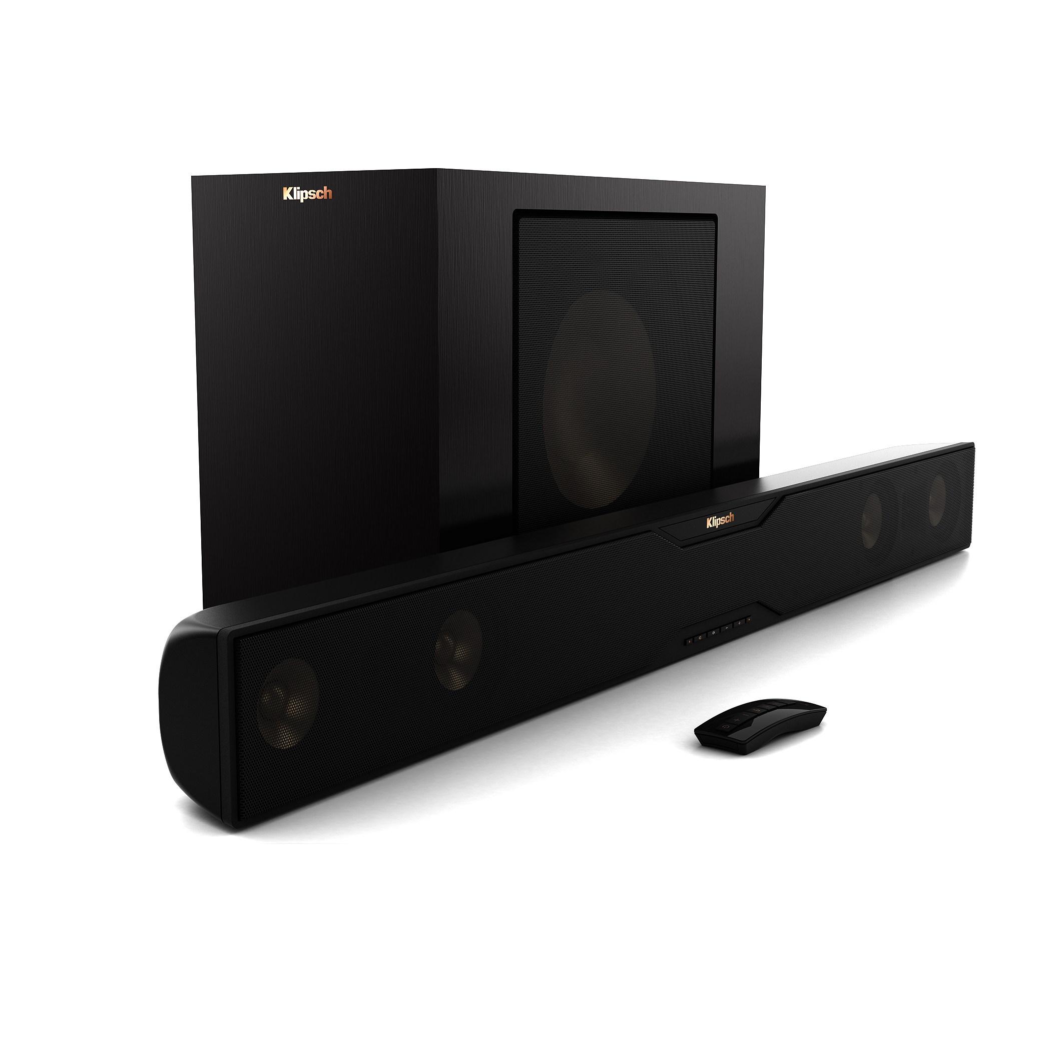 R-20B Soundbar with Wireless Subwoofer | Klipsch