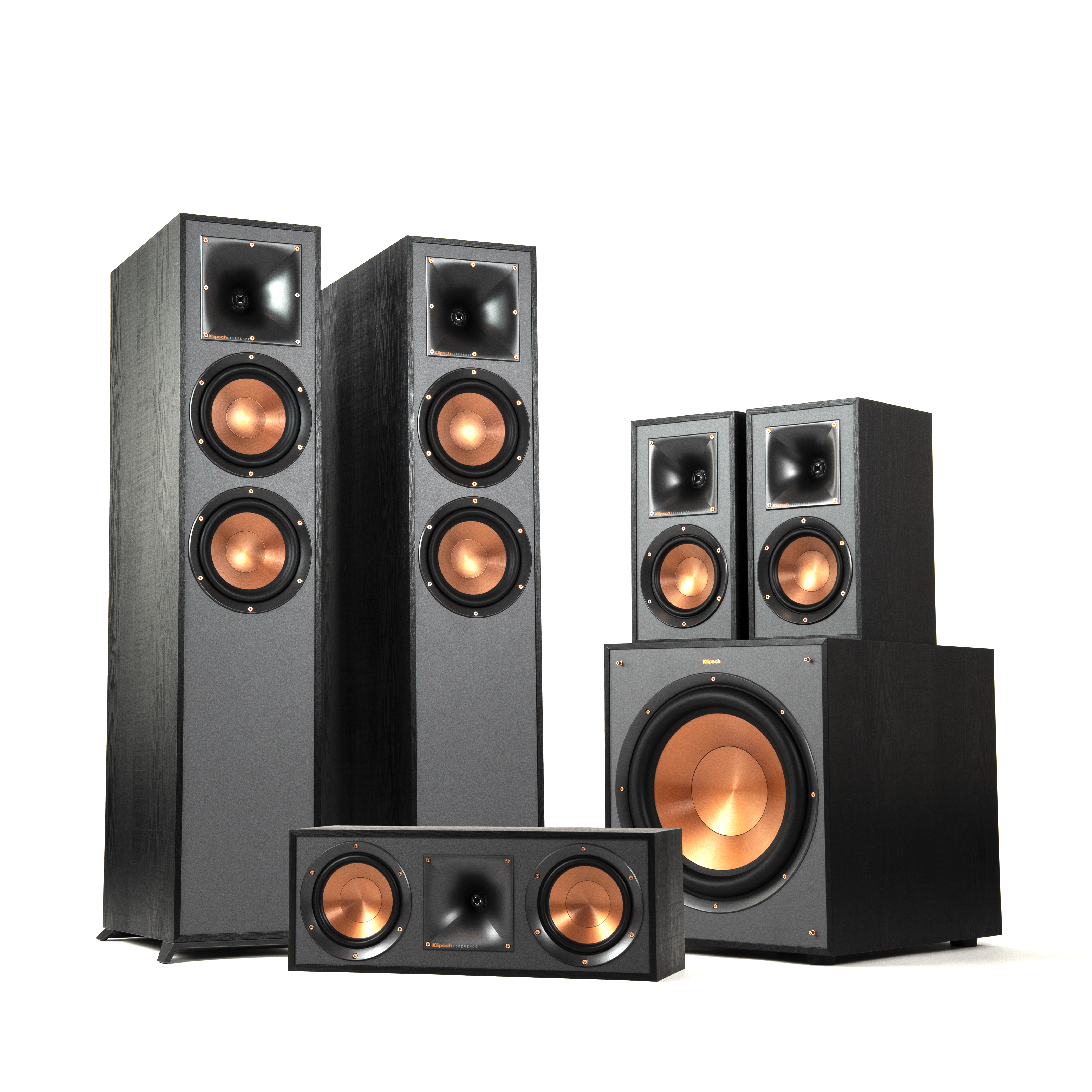R 625fa 5 1 2 Dolby Atmos Home Theater System Klipsch
