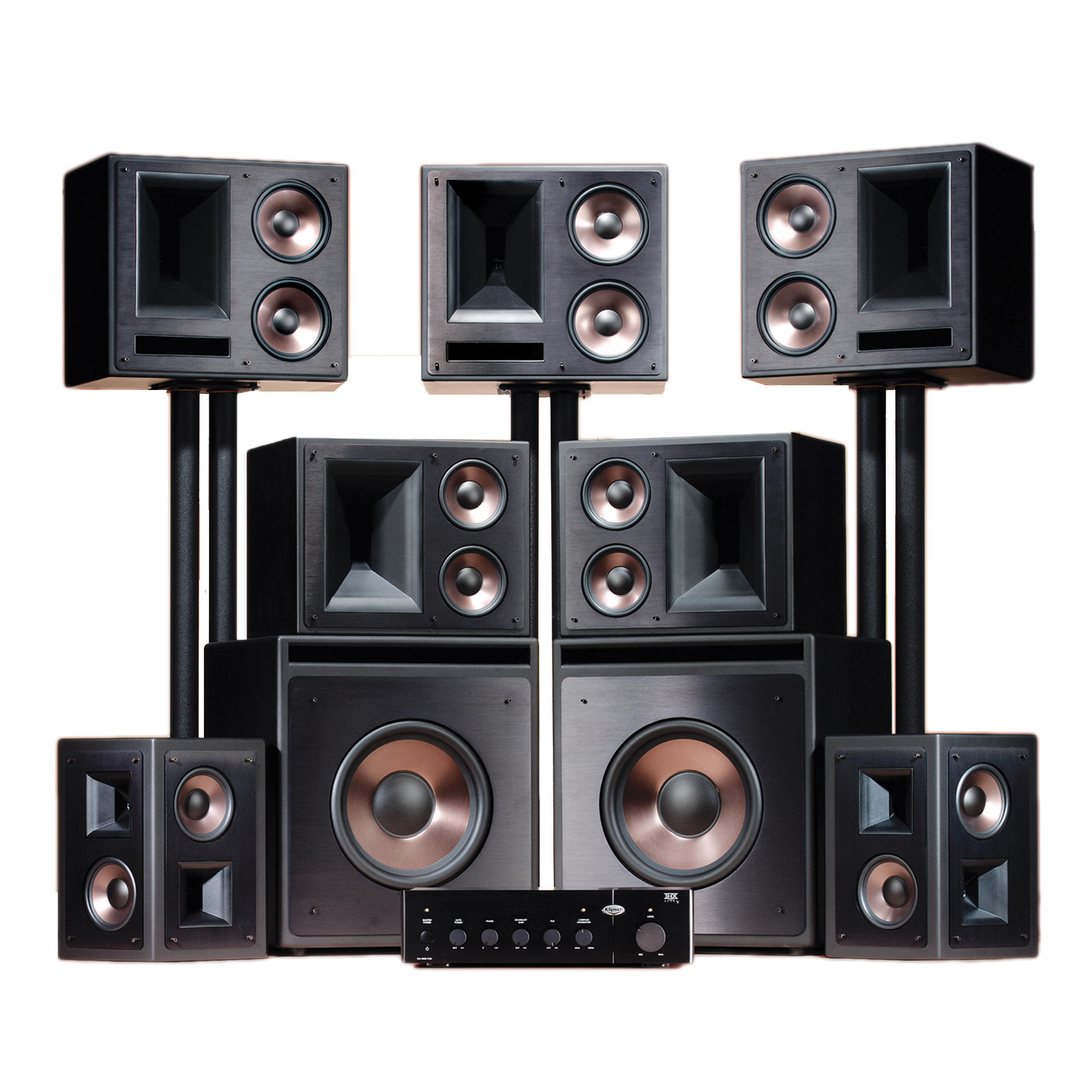 THX Ultra2 Home Theatre System | Klipsch