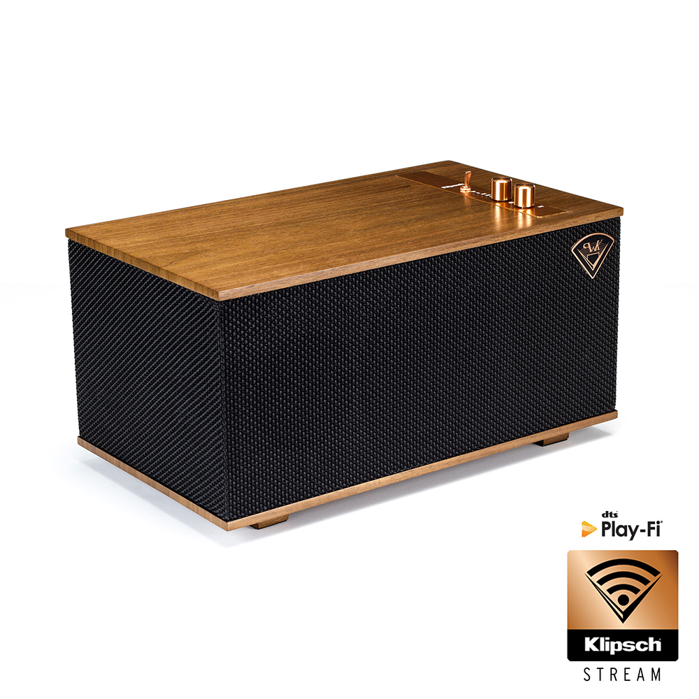 The Three Klipsch Stream Bookshelf Stereo Download Image Yamaha Moto 4 Wiring Diagram Pc Android Iphone And