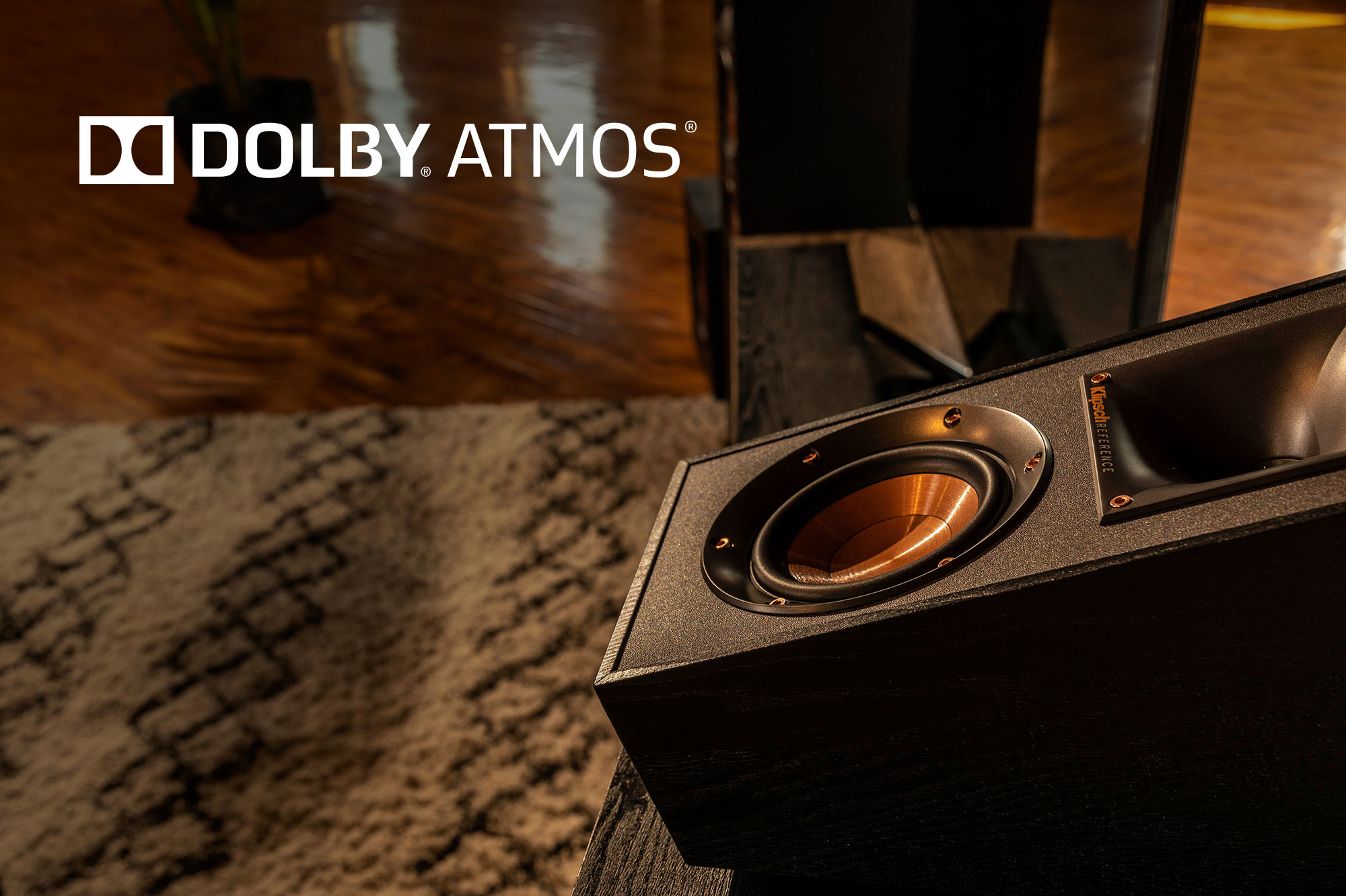 Dolby Atmos Home Theater Speaker