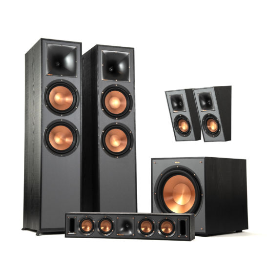 R-820F 5,1 Home Theater System