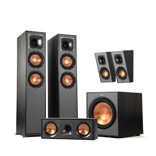 R-620F 5,1 Home Theater System