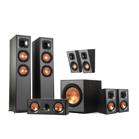 R-620F 7,1 Home Theater System
