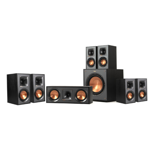R-51M 7,1 Home Theater System