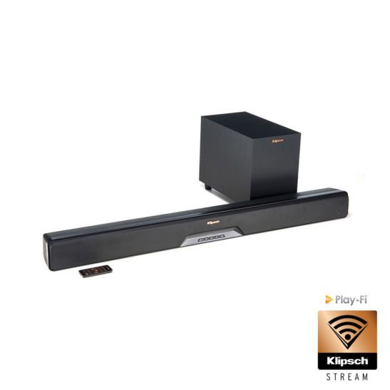 RSB-8 Sound Bar - Klipsch® Certified Factory Refurbished