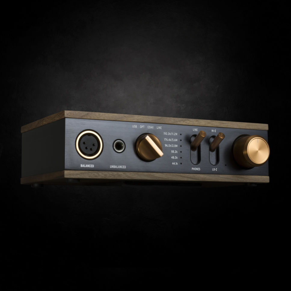 Heritage Headphone Amplifier 1