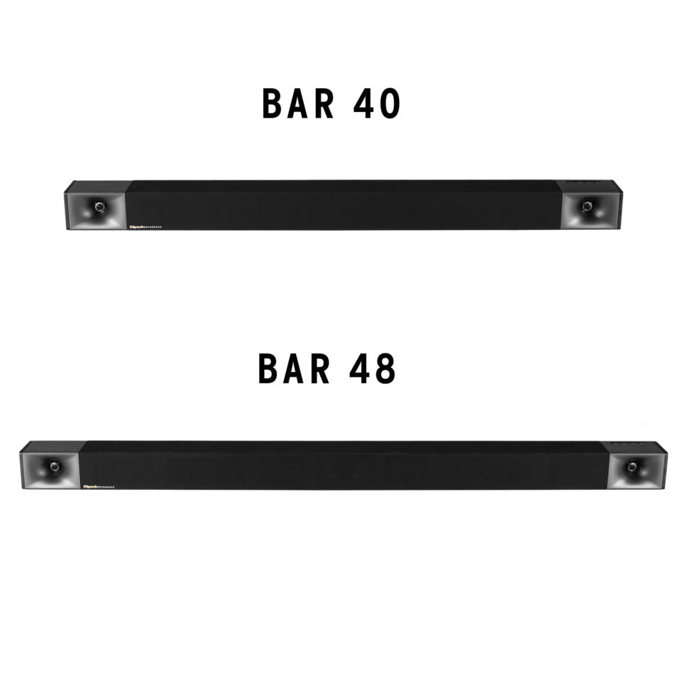 Bar 40 and 48 product comparison