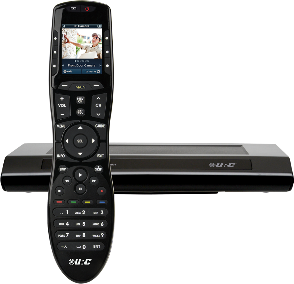 Urc Trc remote and consol