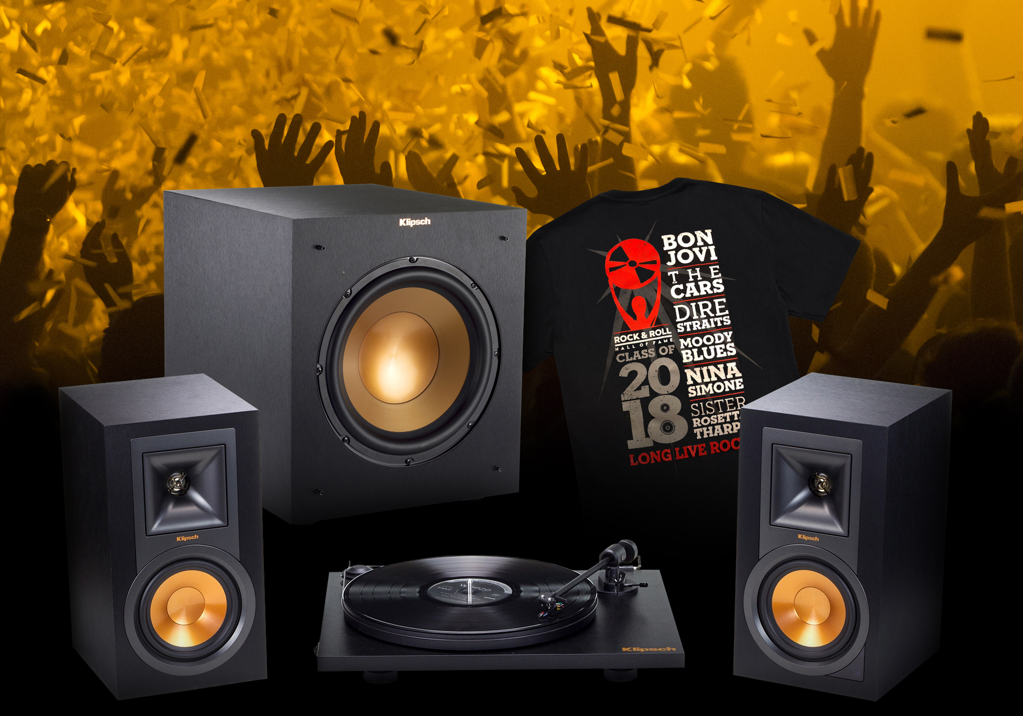 Rock Hall Sweepstakes Prize 2