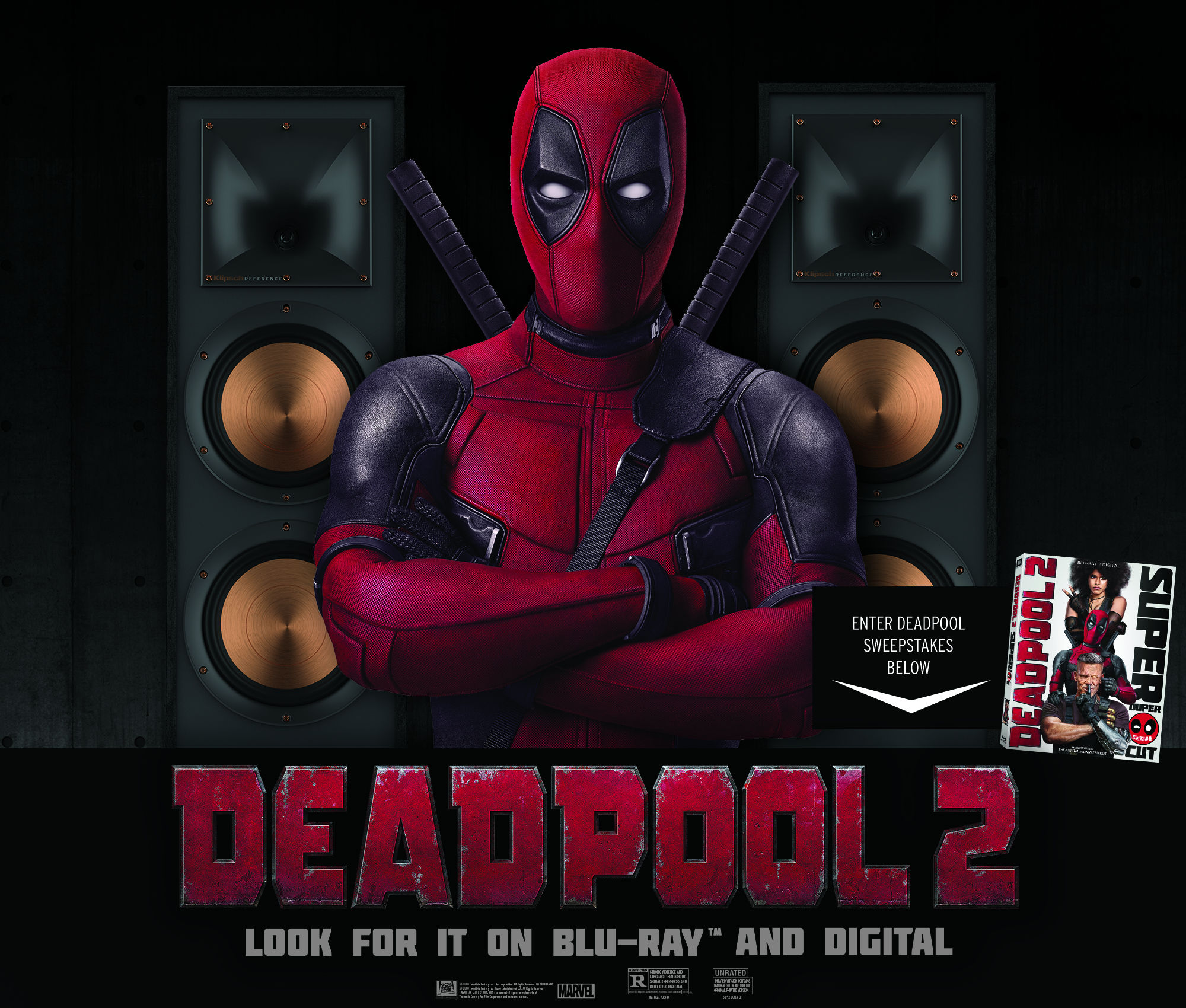 Deadpool 2 Klipsch