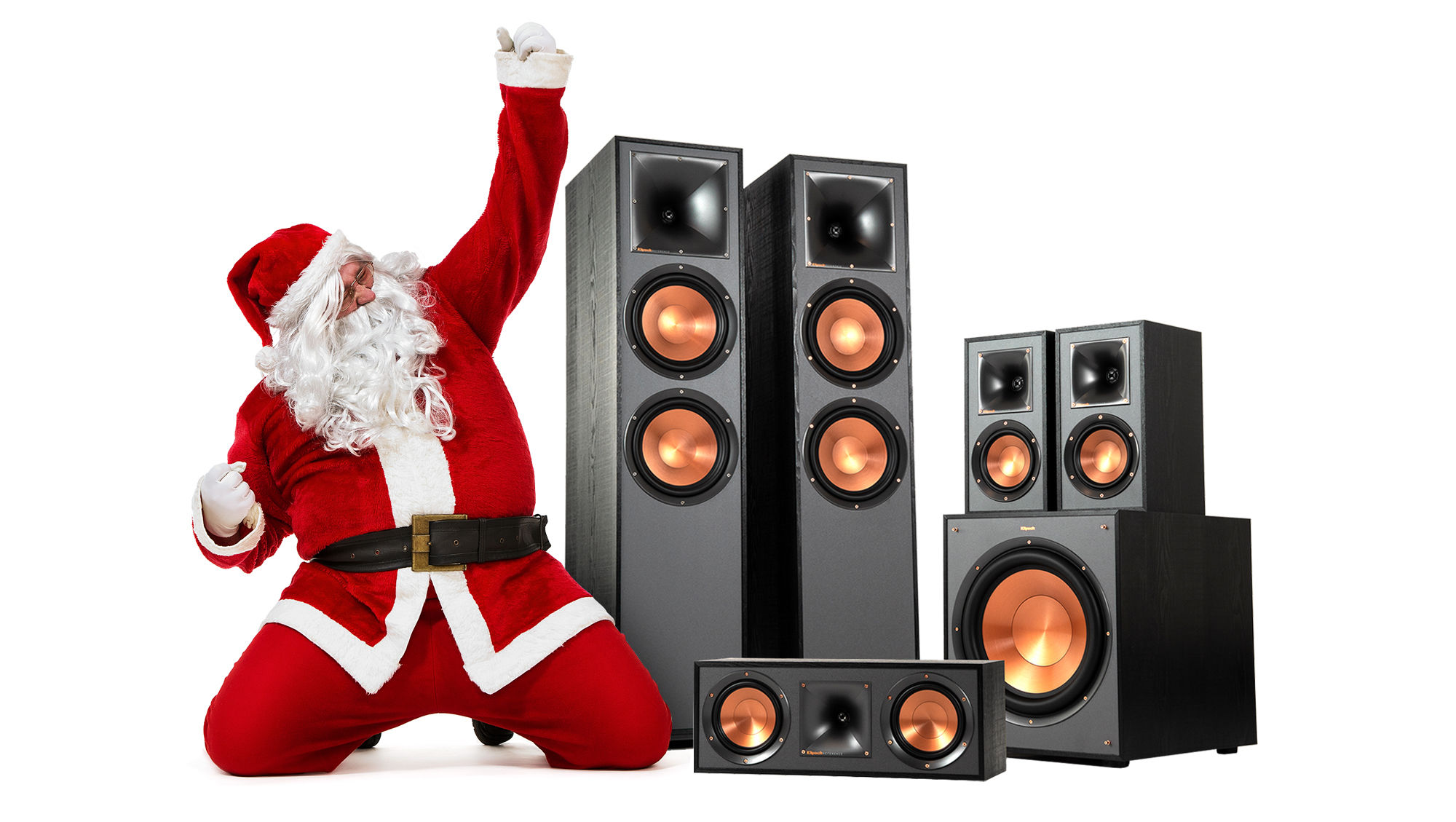 Klipsch Holiday 2018 B White
