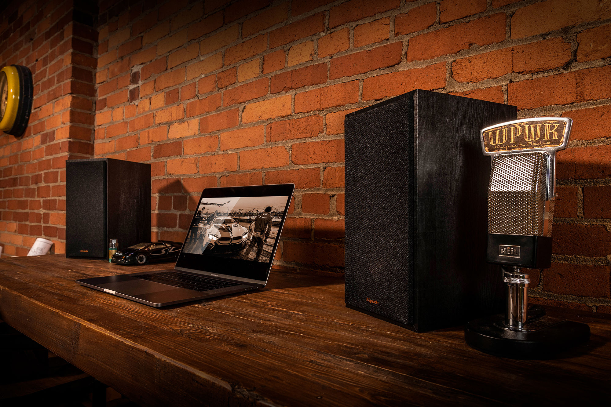Klipsch Reference Powered Speakers Lifestyle 2