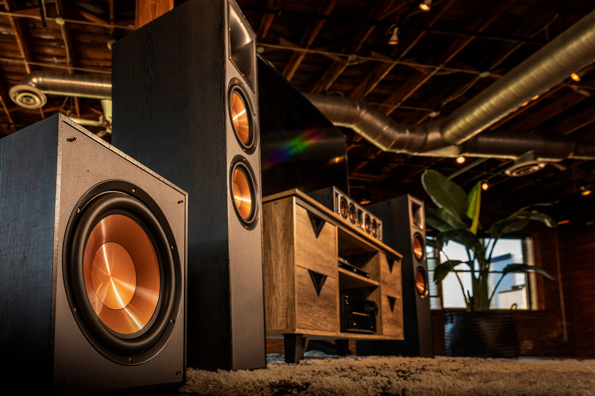 Klipsch Reference Subwoofers Lifestyle 24
