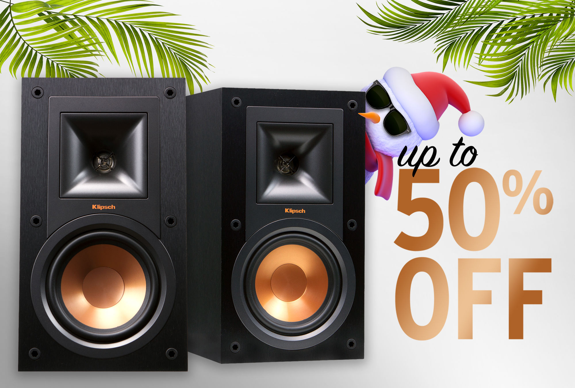 Klipsch Xmas In July Homepage 4