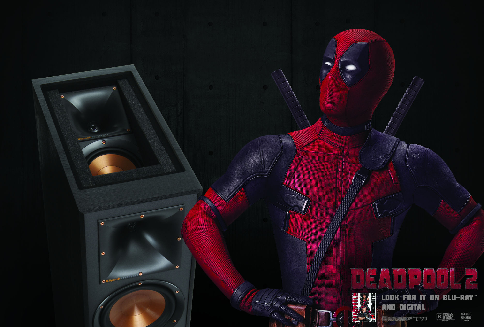 Deadpool 2 | Klipsch