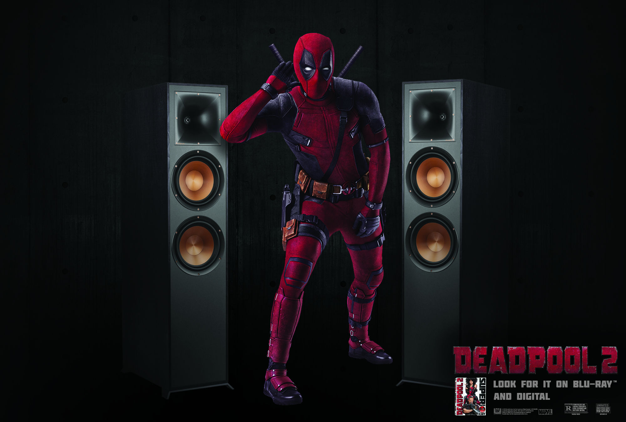 B Deadpool 2 Sound