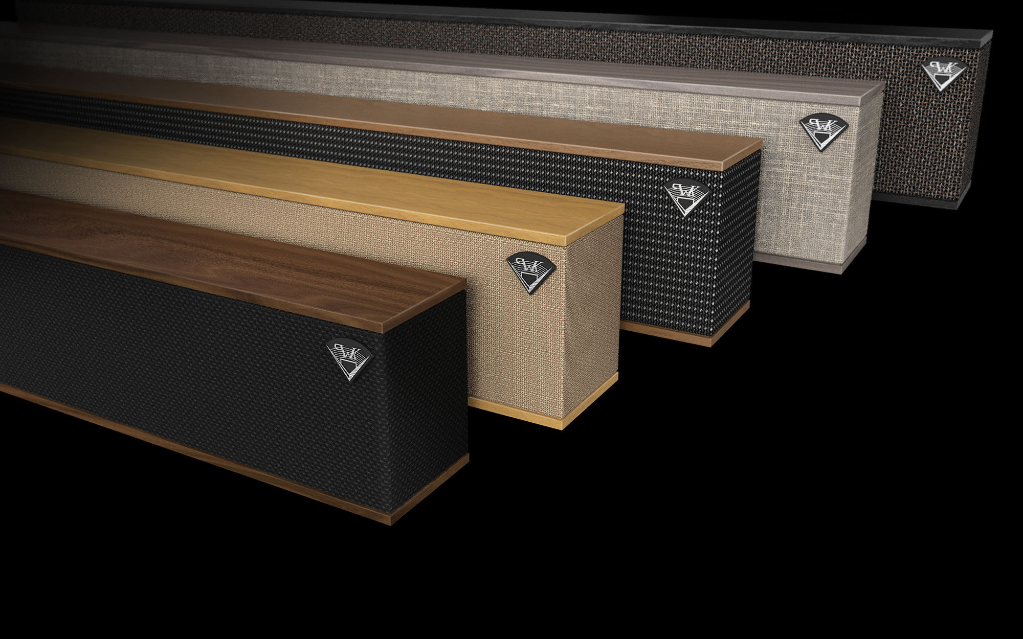 Heritage sound bar family