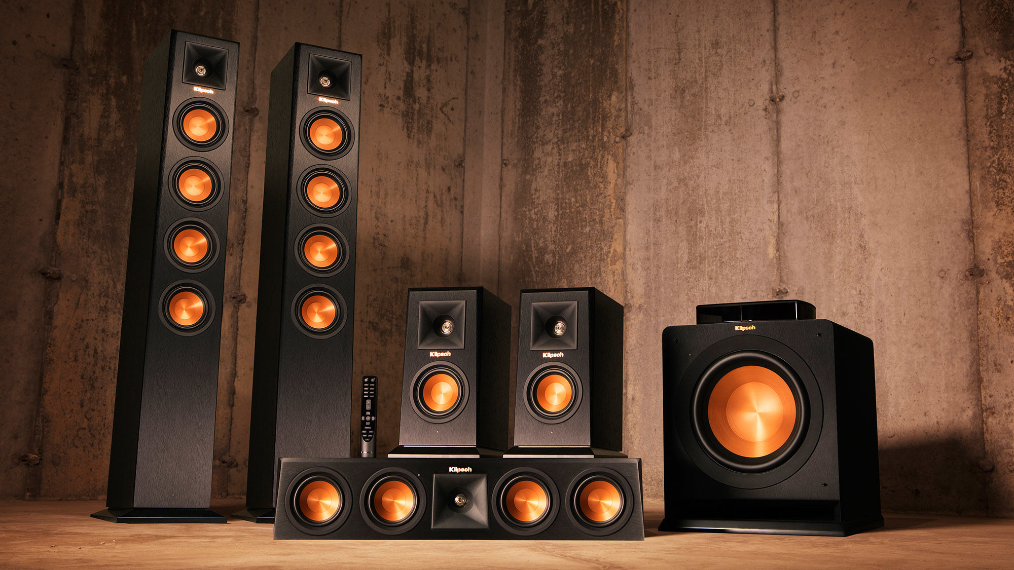 Klipsch wireless speaker system