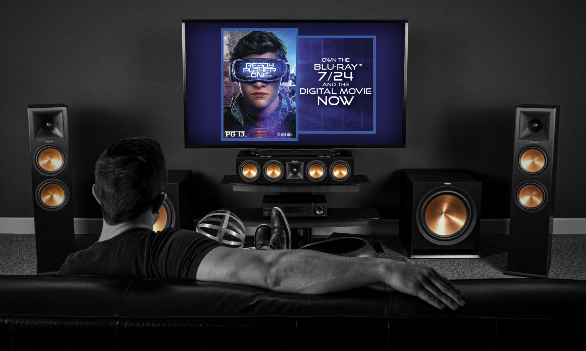 Klipsch Ready Player One Promo