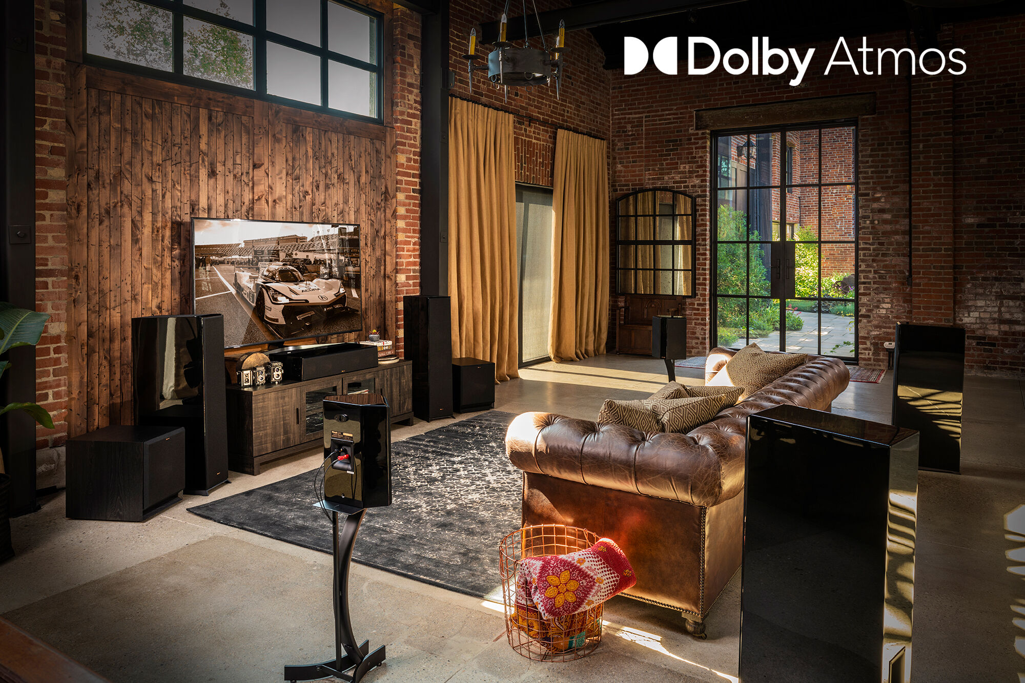 Klipsch Reference Premiere Dolby Atmos best home theater