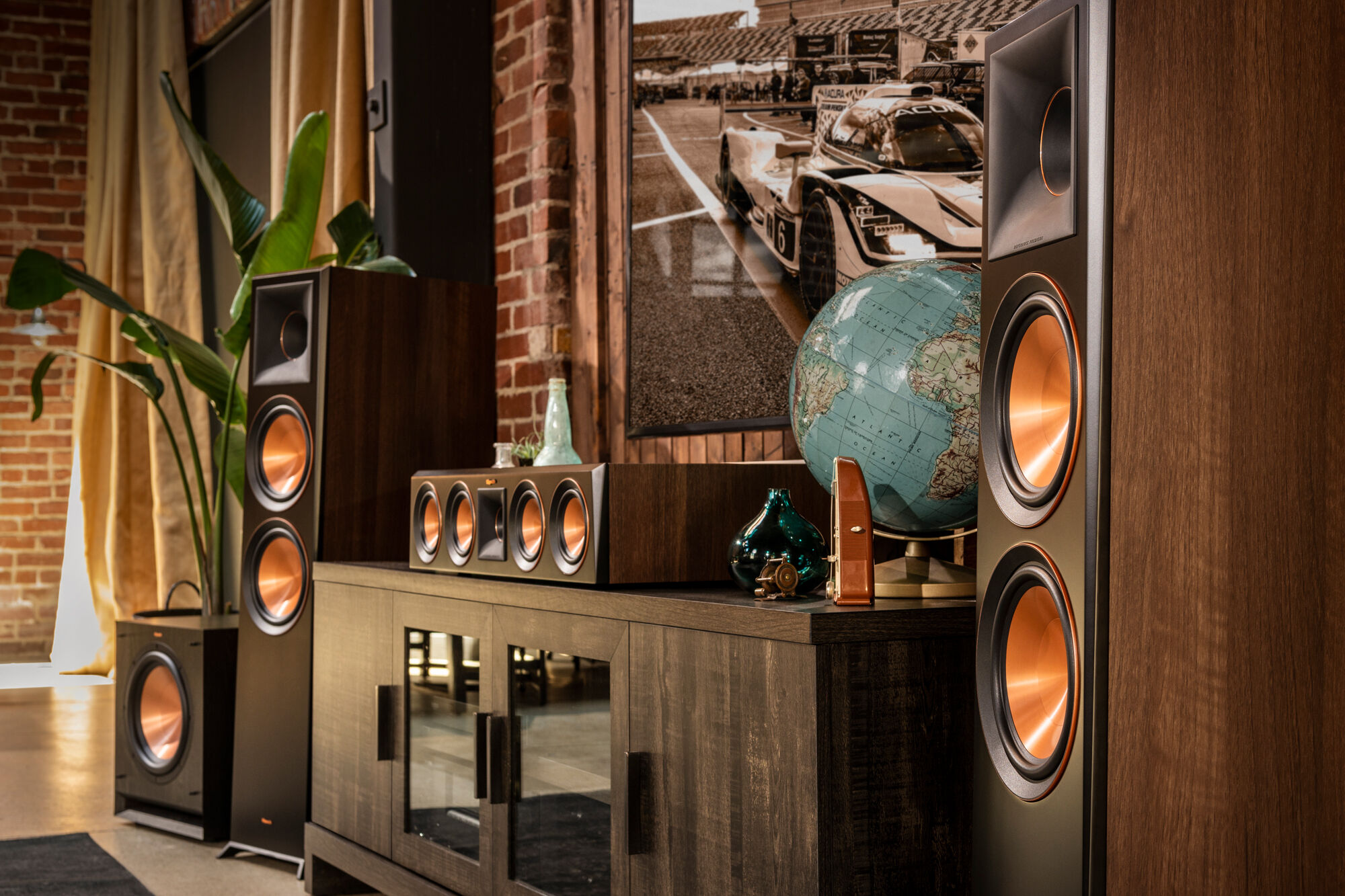 Klipsch Reference Premiere floorstanding best speakers