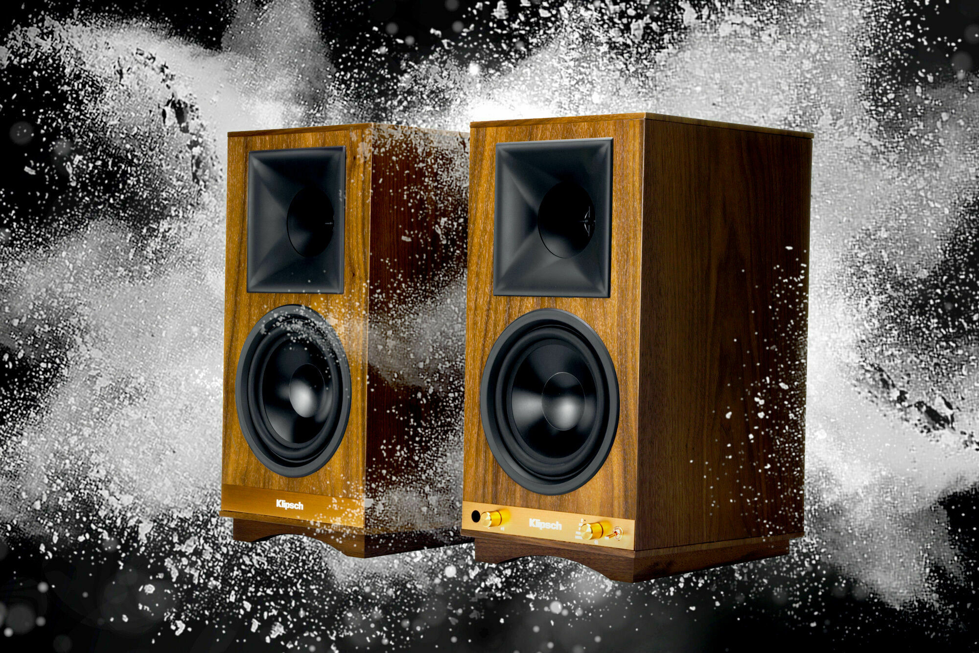 Klipsch The Sixes best speaker sale Snow
