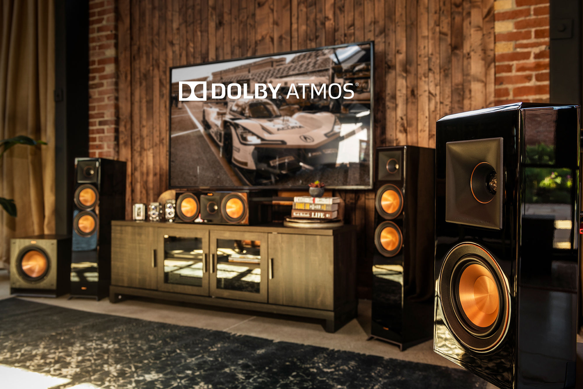 Dolby Atmos Speakers Klipsch