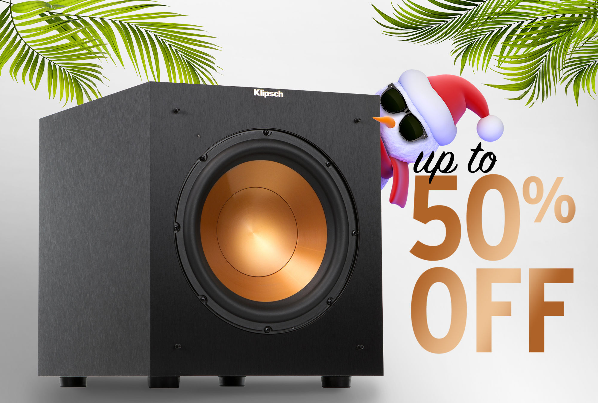 Klipsch Xmas In July Specials