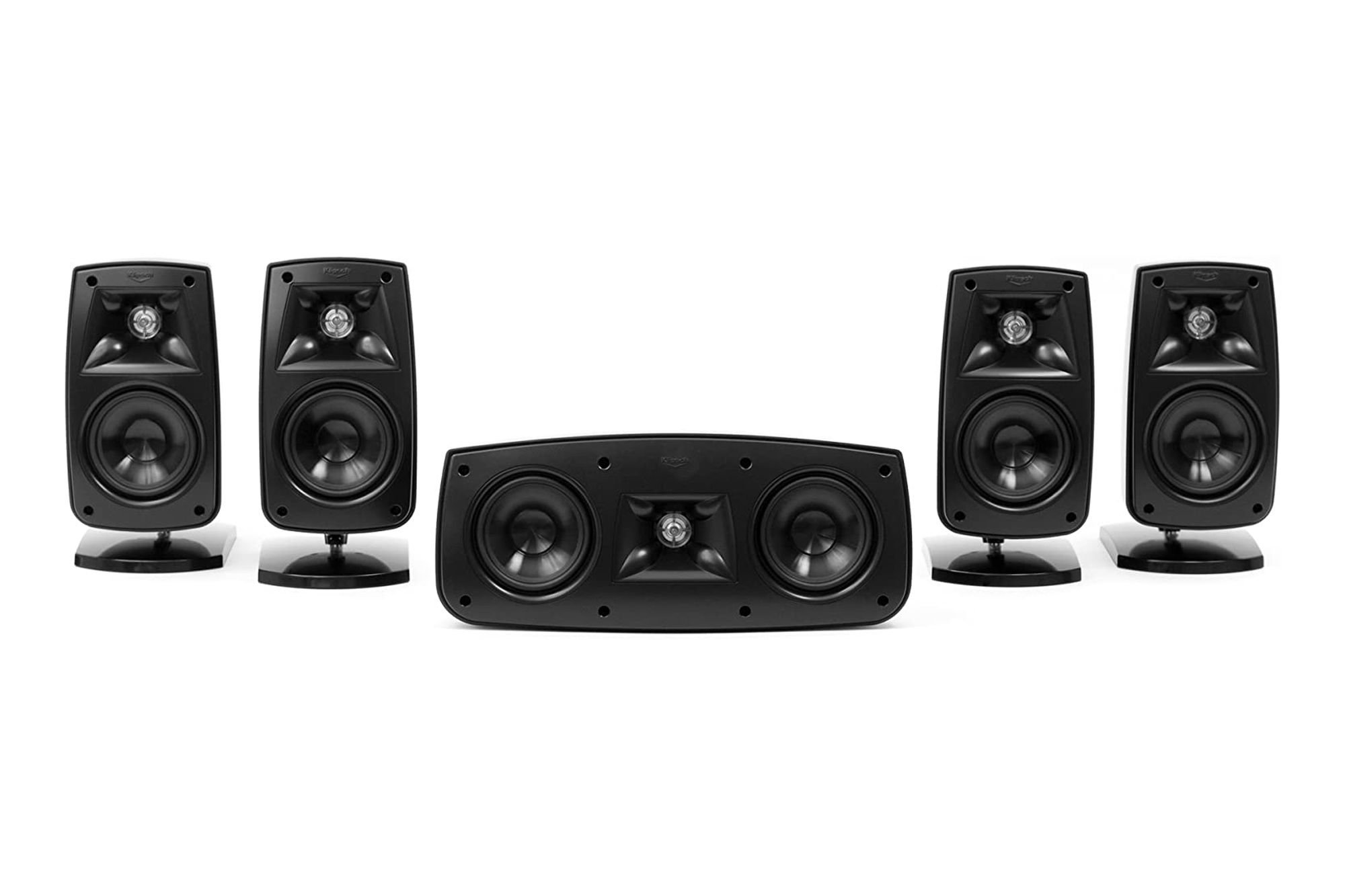 Quintet IV home theater system