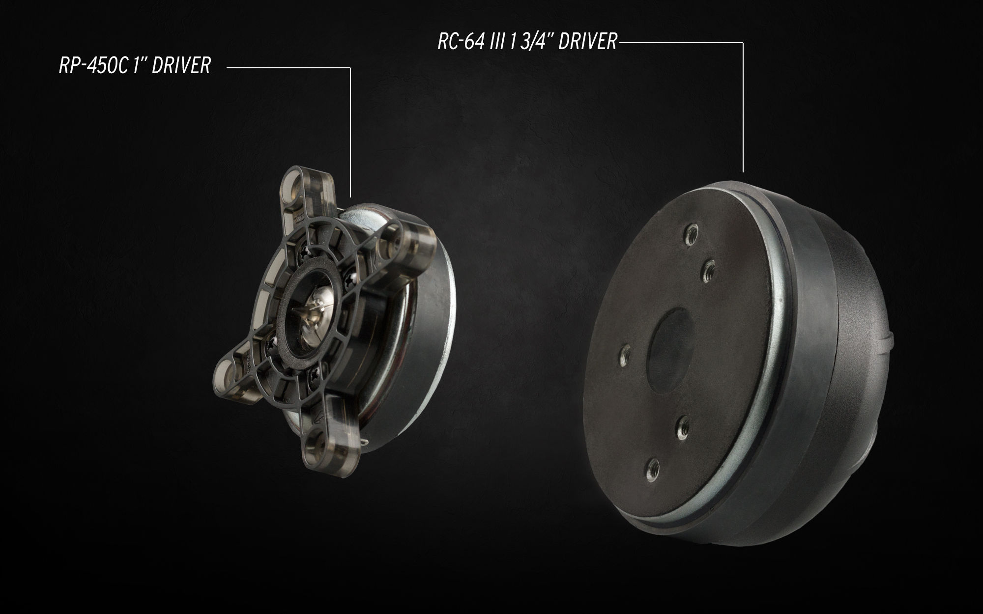 RC-64 III Compression Driver
