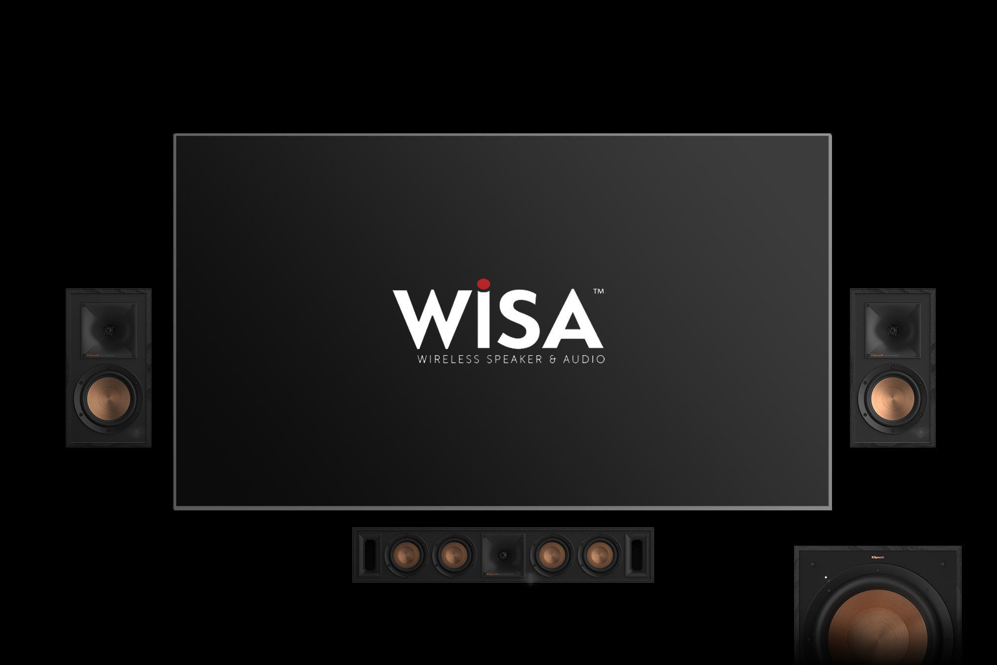 WiSA Product Card