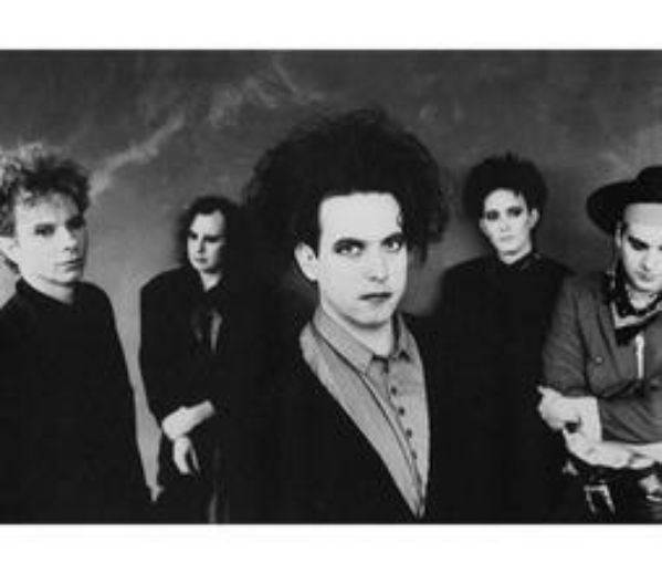 The Cure Webcrop