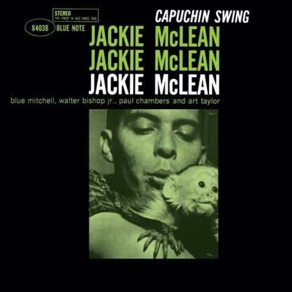 "Jackie McLean ""Capuchin Swing"" Album Cover"