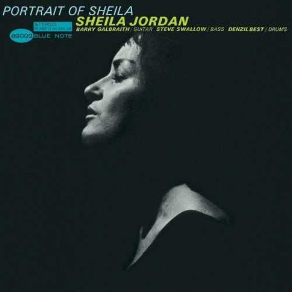 "Sheila Jordan ""Portrait of Sheila"" Album Cover"