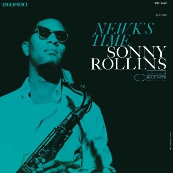 "Sonny Rollins ""Newk's Time"" Album Cover"