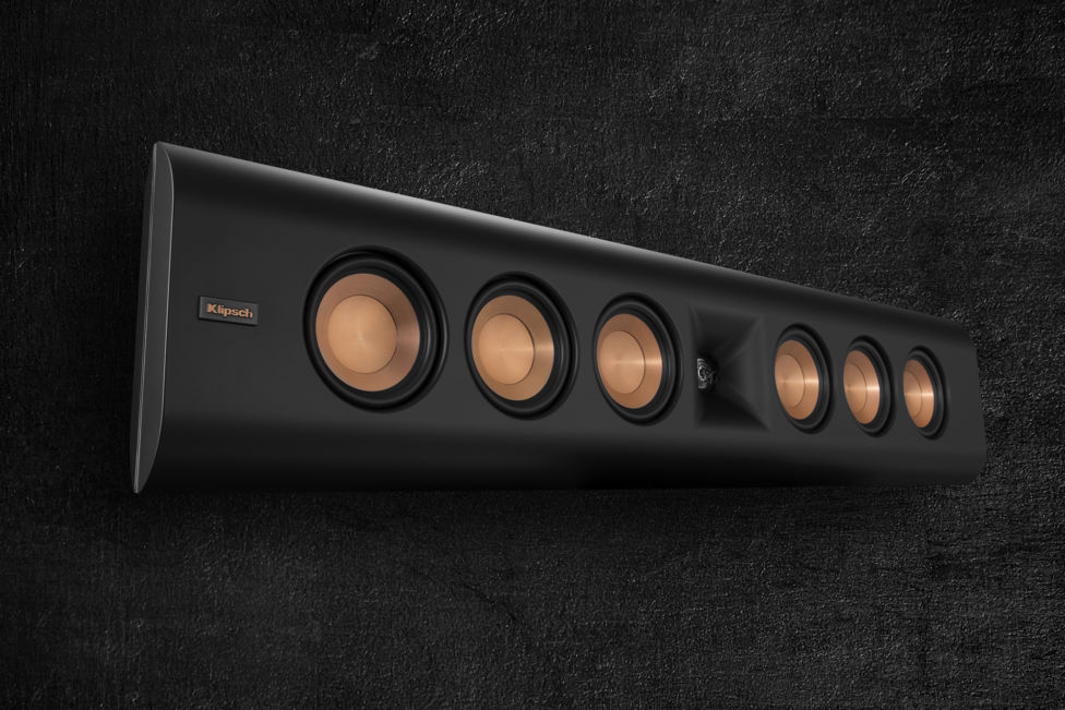 Klipsch Home Theater On Wall Speaker