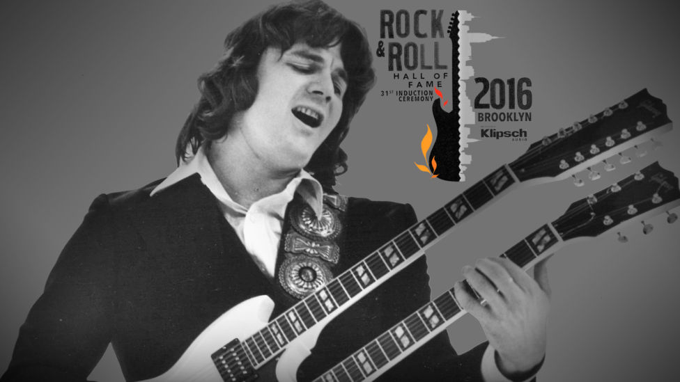 Rock & Roll HOF 2016 Introduction Ceremony