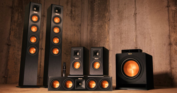 speakers headphones home audio klipsch